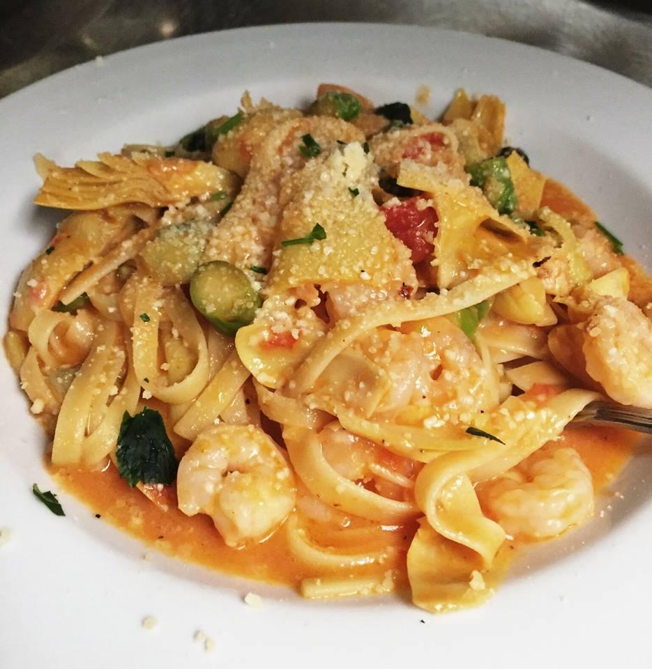party pasta